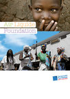 The Air Liquide Foundation brochure