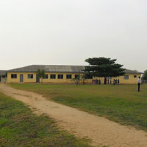 Renovation of the Sedjiro community school in Nigeria
