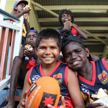 Educational and social rehabilitation of young Aboriginal men in Australia