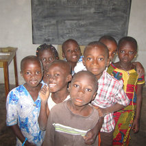 Development of a literacy center in Kononfla - Ivory Coast