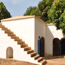 Architectural research in Mali