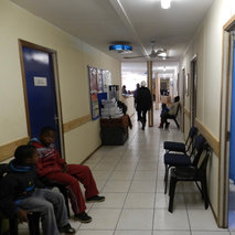 Creation of a post-operative ward for the Injabulo clinic in Alberton, South Africa