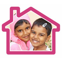 Foster home for girls in India