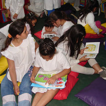 Support for the creation of reading spaces in seven new schools in the province of Neuquén in Argentine