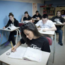 Combating early school dropout in Canada