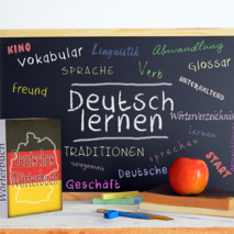 Language lessons aimed at asylum seekers in Germany