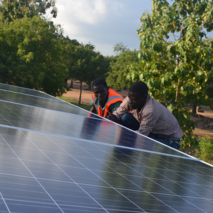 Solar Power for Socially Responsible Microfinance Institutions in Togo