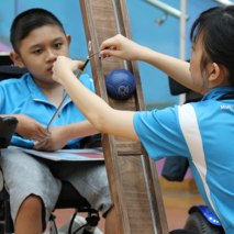 Promoting Sport for People with Muscular Dystrophy in Singapore
