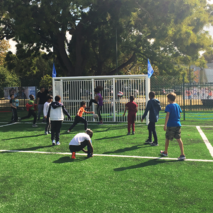 Sports-based inclusion programs for Bobigny youth