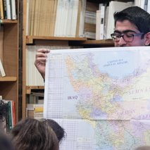 Integration through language classes given by migrants in France