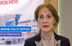 The 2016 Air Liquide Foundation Awards: interview of Pr. Marie-Pia d'Ortho, Inserm and Hospital Bichat