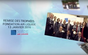 2016 Air Liquide Foundation Awards ceremony
