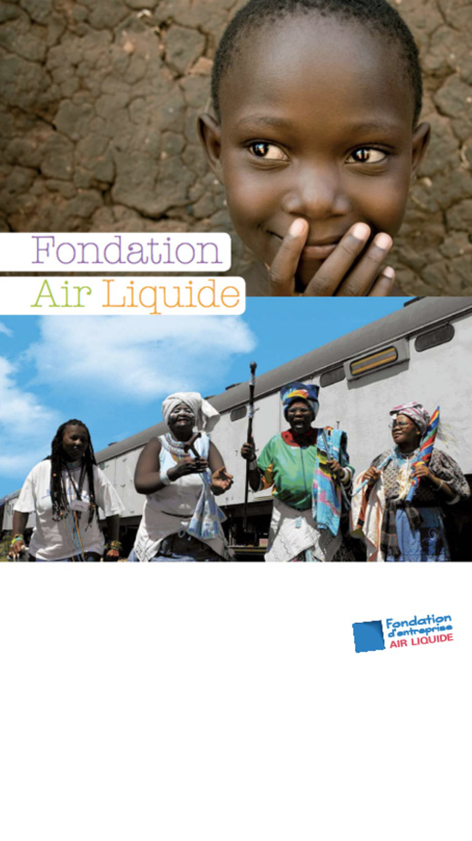 La brochure de la Fondation Air Liquide